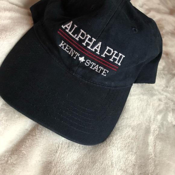7b723c58fbc Alpha Phi Accessories - Alpha Phi dad hat